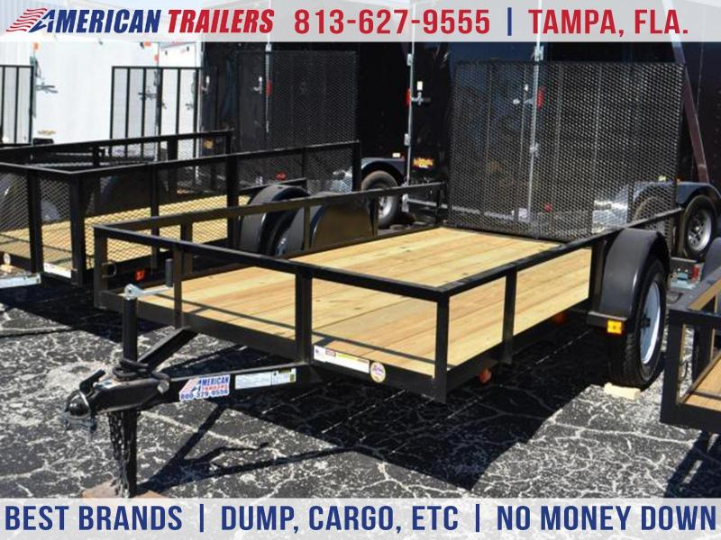 6x12 Red Hot Trailers | *Utility*Trailer*Trailers