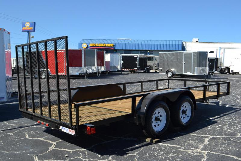 6x16 Red Hot Trailers | *Utility*Trailer*Trailers