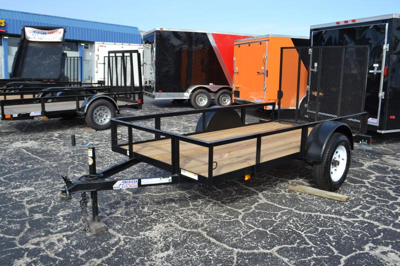 5x10 Red Hot Trailers | *Utility*Trailers*Trailer
