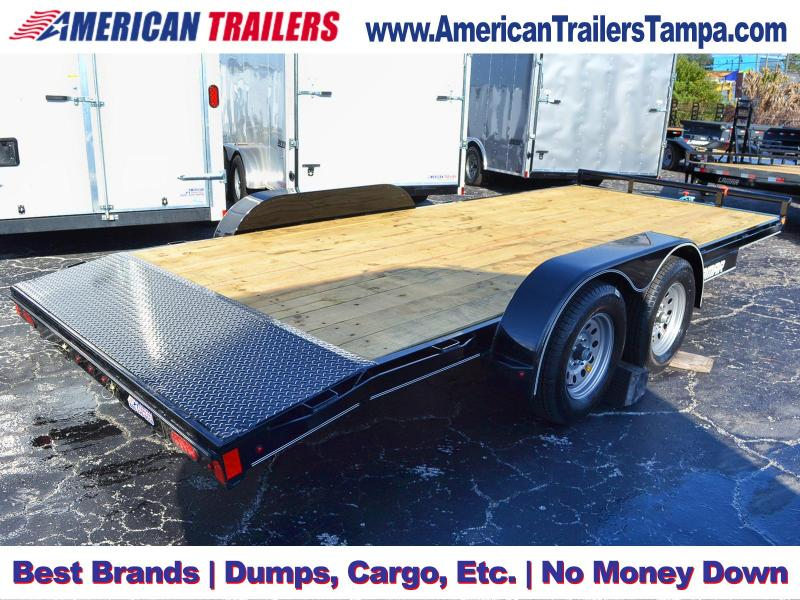 7x18 Lamar Trailers | Equipment Trailer