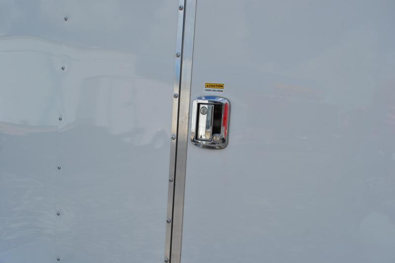 6x10 Haulmark   Enclosed Trailer [Extra Height]