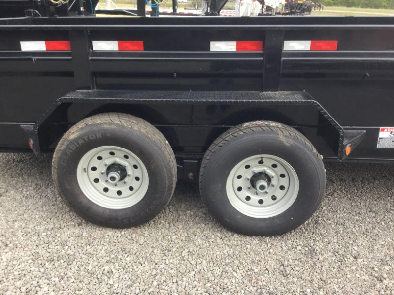 2018 Load Trail GV83X1614KGN Dump Trailers