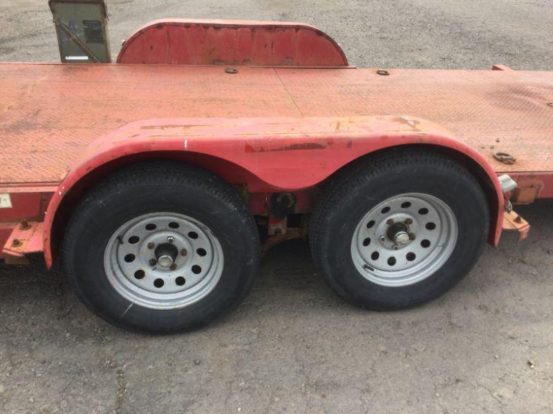 2004 Other 40ECHL-18-83T Car / Racing Trailer