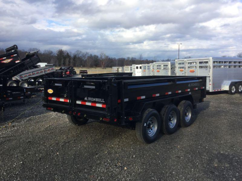 2017 Norstar IBDT83X16TR7 Dump Trailers