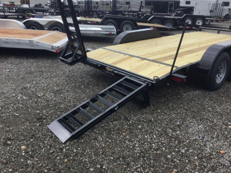2018 Other LEW8216TA3 Equipment Trailer