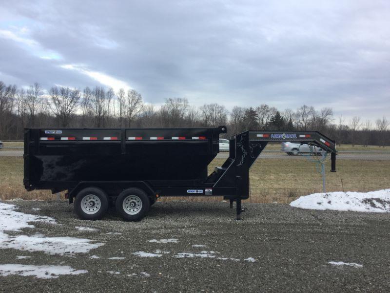 2017 Load Trail GM8314072ROLLOFFTR Dump Trailers