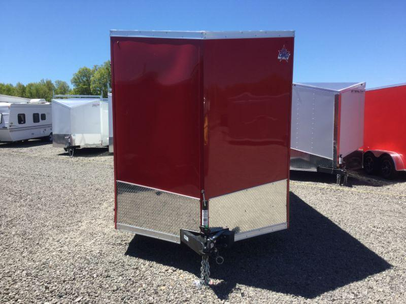 2018 US Cargo ULAFTX7X14TA2-1 Enclosed Cargo Trailer