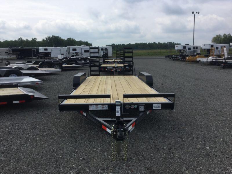 2017 Norstar IBEQ83X20TA3 Equipment Trailer
