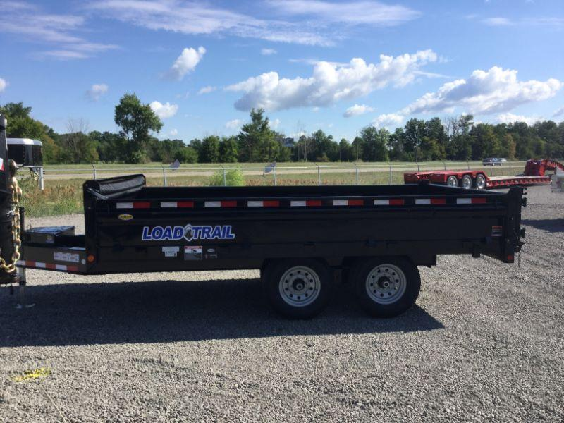 2018 Load Trail DZ96X14TA14 Dump Trailers