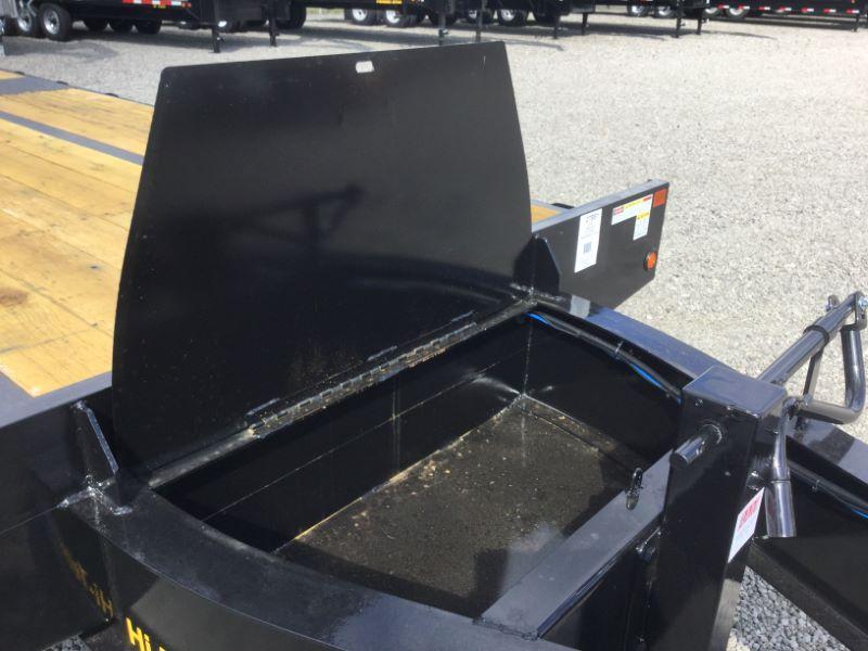 2018 Winston AP21025EL Equipment Trailer