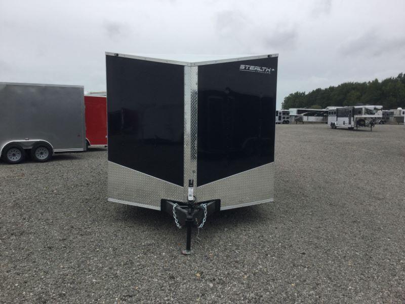 2018 Stealth Trailers STET8.5X20TA2 Car / Racing Trailer