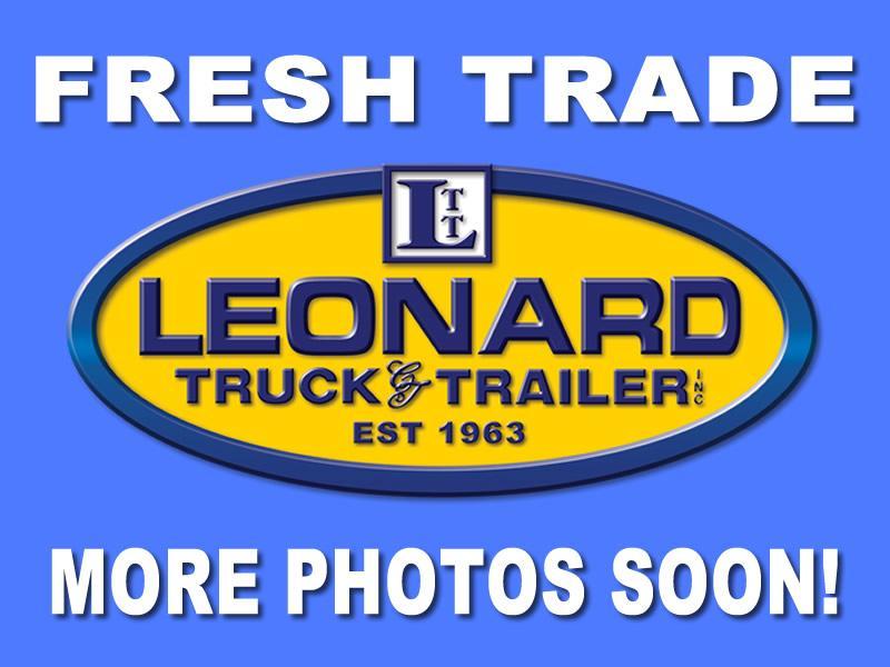 2008 Blue Ribbon Trailers BRSS3107LQ Horse Trailer