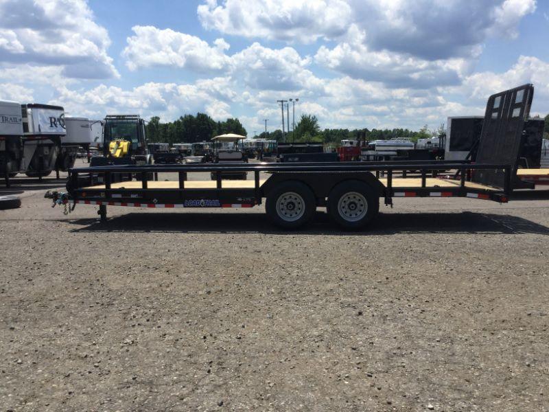 2016 Load Trail CS83X22TAEQT Equipment Trailer