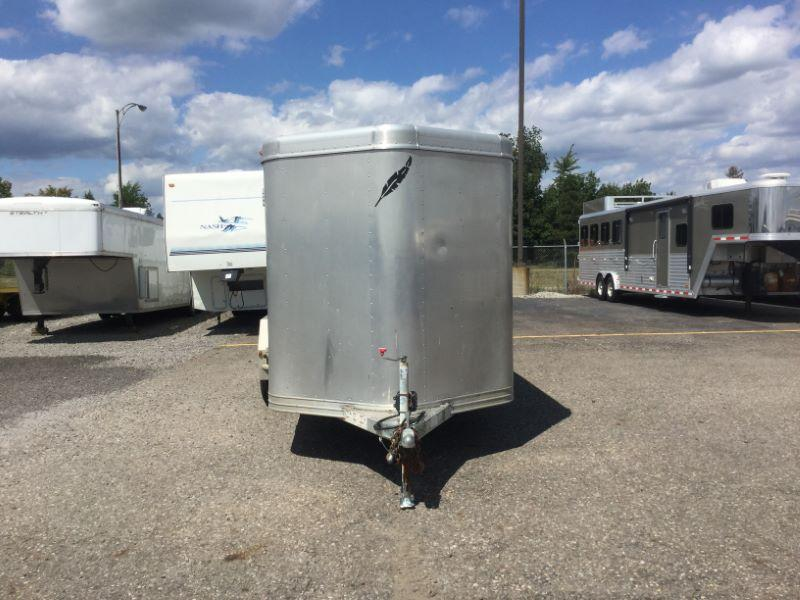 2010 Featherlite 16'STK BP Livestock Trailer