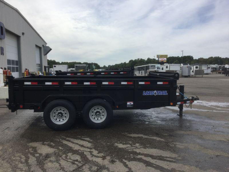2018 Load Trail DV83X14TA14 Dump Trailers