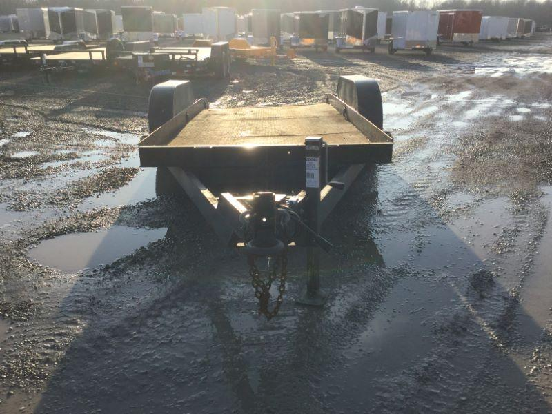 2003 Cronkhite TD80X15TA4 Equipment Trailer