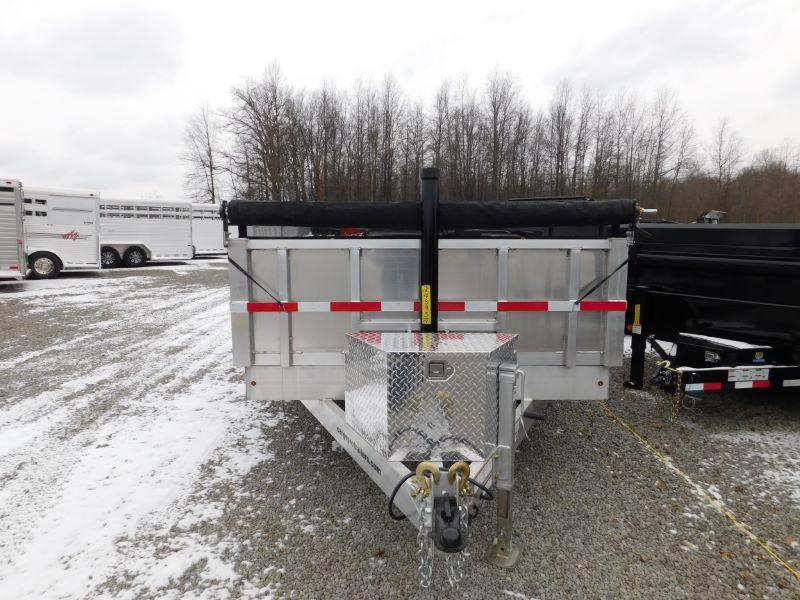 2016 CargoPro Trailers CPDT7X14LP14K Dump Trailers