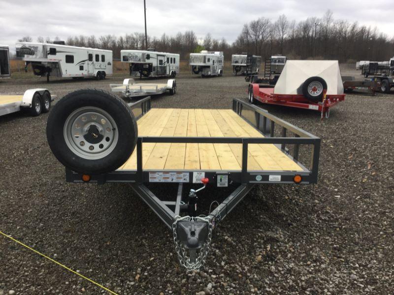 2016 Load Trail UT6.5X20TA Utility Trailer