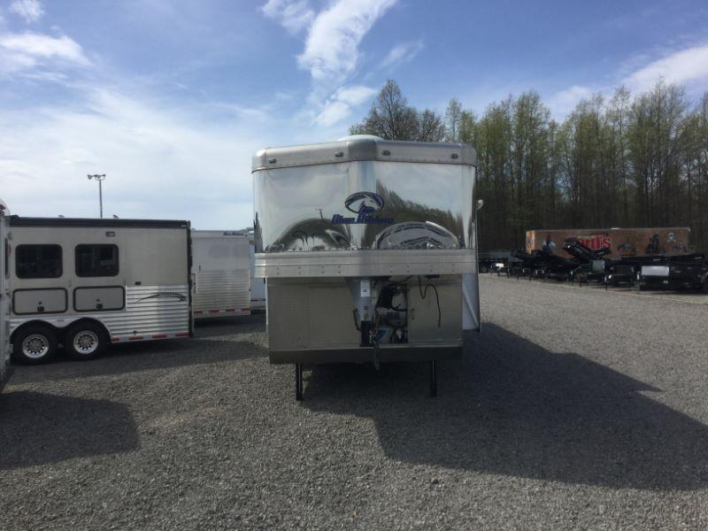 2010 Blue Ribbon Trailers BRSS316LQ-SL Horse Trailer