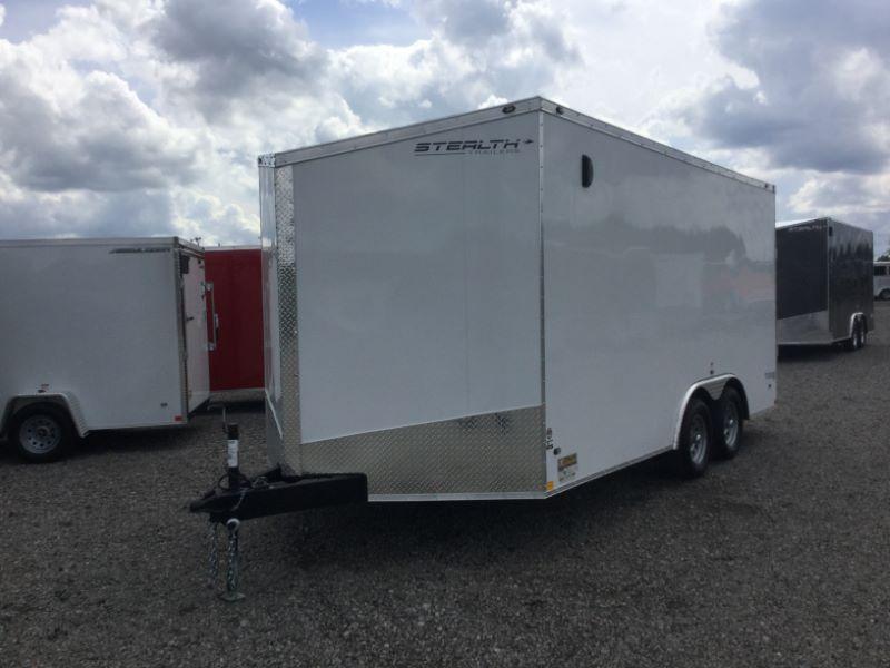 2018 Stealth Trailers STSE8.516TA Car / Racing Trailer