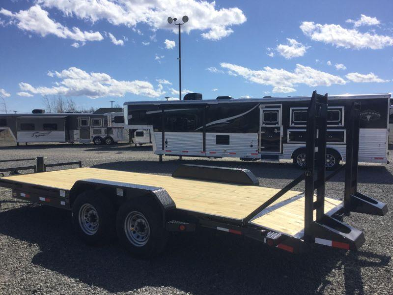 2017 Norstar IBEQ8322TA5 Equipment Trailer