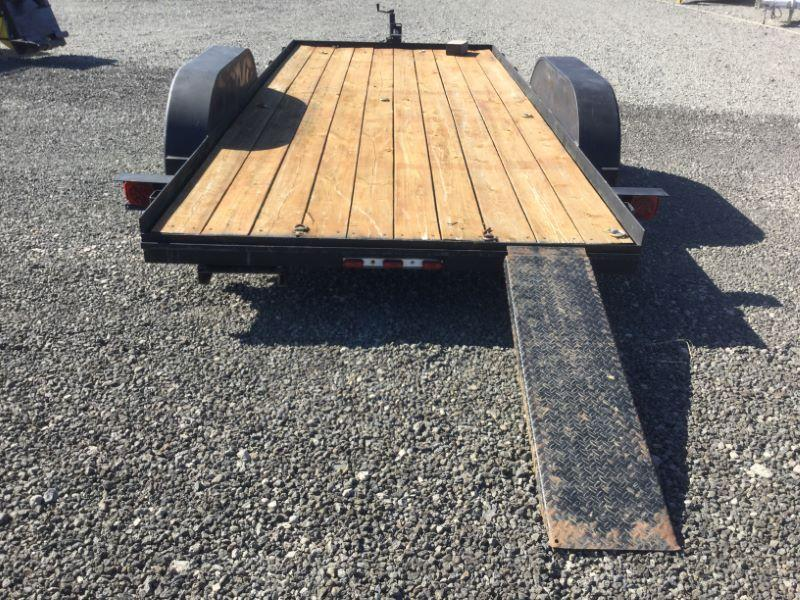 2006 Other OPEN 16FT Car / Racing Trailer