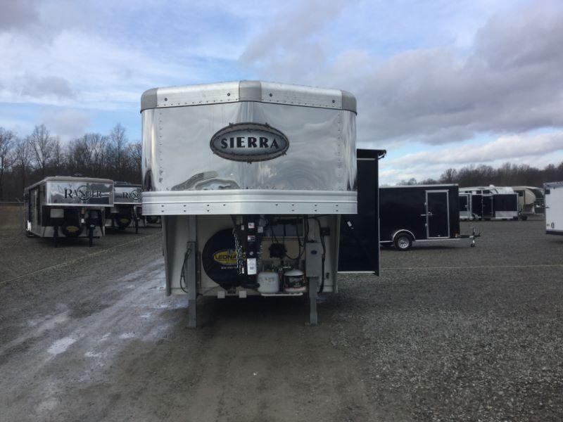 2017 Sierra 8412LQSL Horse Trailer