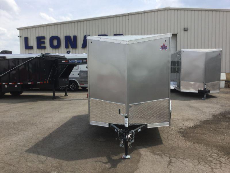 2018 US Cargo ULAFTX6X10SA-1 Enclosed Cargo Trailer
