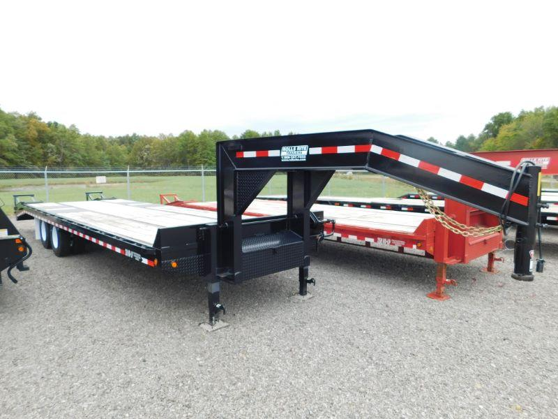 2015 Rolls Rite Trailers 25KG30HD-LP Equipment Trailer