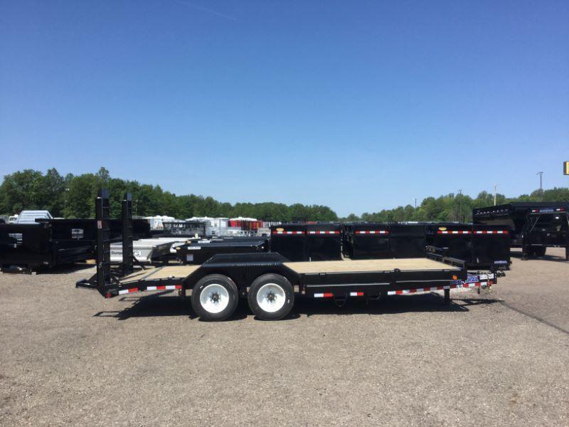 2017 Load Trail CH80X20TA16K Equipment Trailer