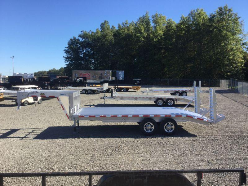 2017 CargoPro Trailers CPUDOGN101X20-14K Equipment Trailer