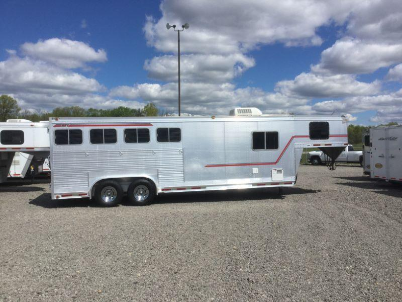 1999 Eby Trailers 8408 Horse Trailer