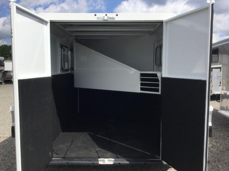 2017 Trails West Manufacturing AD20MX Horse Trailer