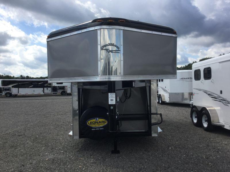 2017 Homesteader 214FG Horse Trailer