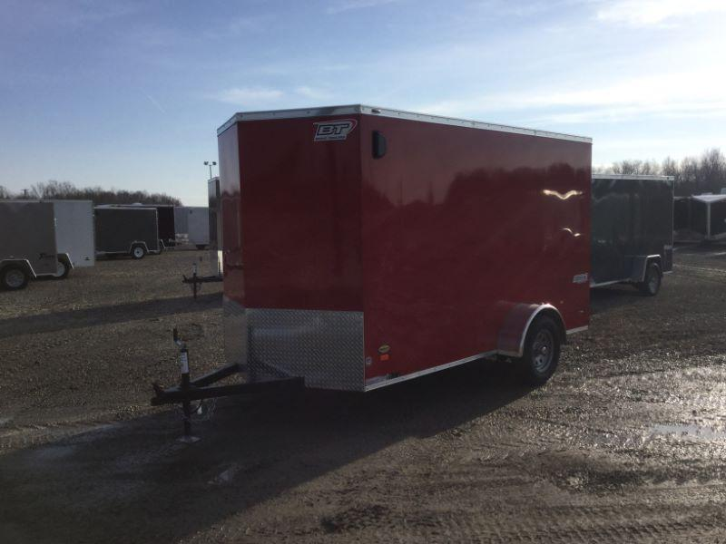 2017 Bravo Trailers SC612SA-1 Enclosed Cargo Trailer