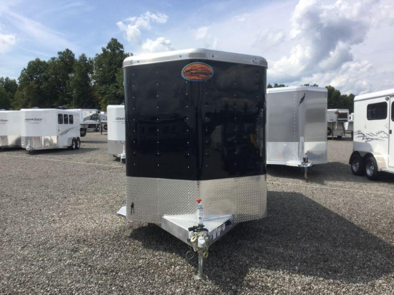 2018 Sundowner Trailers 3H SUPER SPORT BP Horse Trailer