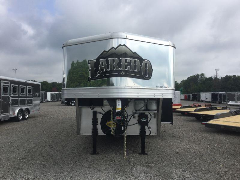 2017 Bison Trailers 8314LD-RSL Horse Trailer