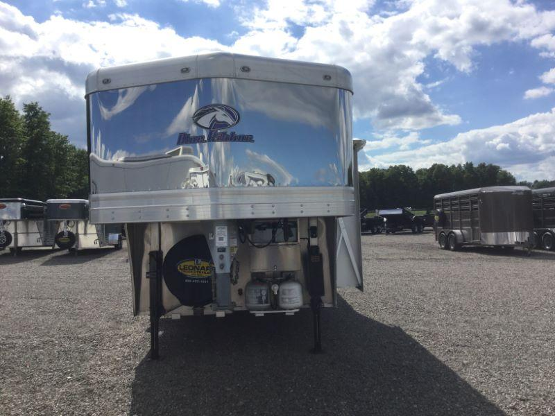 2012 Blue Ribbon Trailers BRSS311LQ-SL Horse Trailer