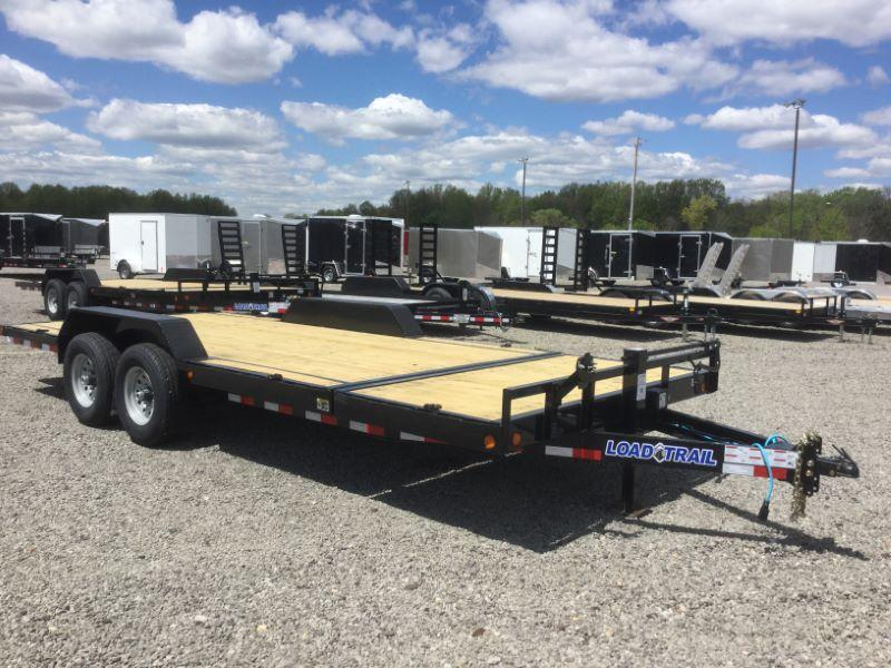 2017 Load Trail TD102X2014K Equipment Trailer
