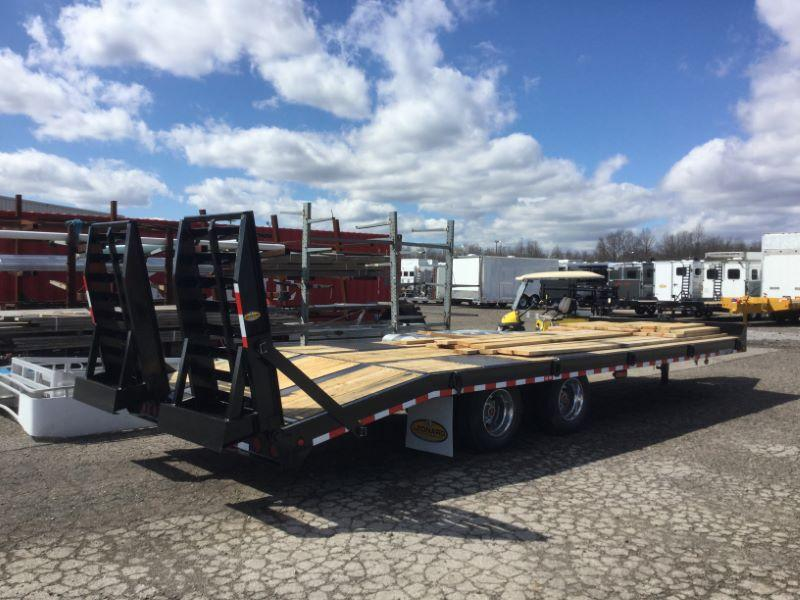 2016 Rolls Rite Trailers 52KP27HDA Equipment Trailer
