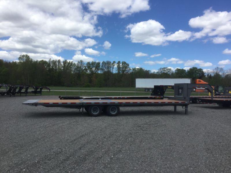 2017 B-Wise EDG30-25 Equipment Trailer