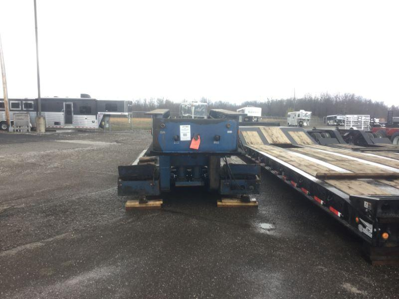 1987 Rogers Trailers 50TON DETACH Flatbed