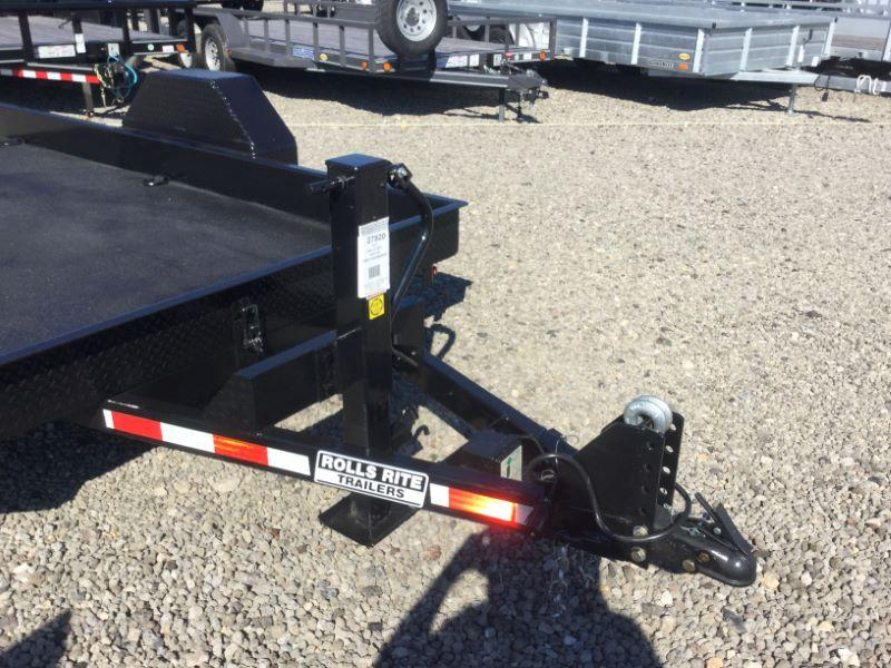 2017 Rolls Rite Trailers 7KB12TE Equipment Trailer