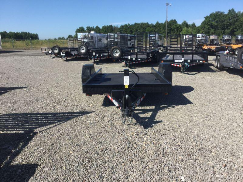 2017 Rolls Rite Trailers 7KB12TE Equipment Trailer