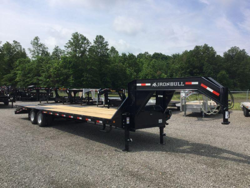 2017 Norstar IBGN102X32TA20K Equipment Trailer
