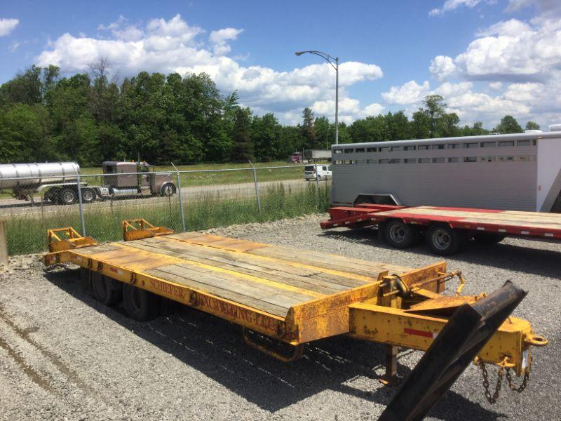 2003 Other 20TON Equipment Trailer