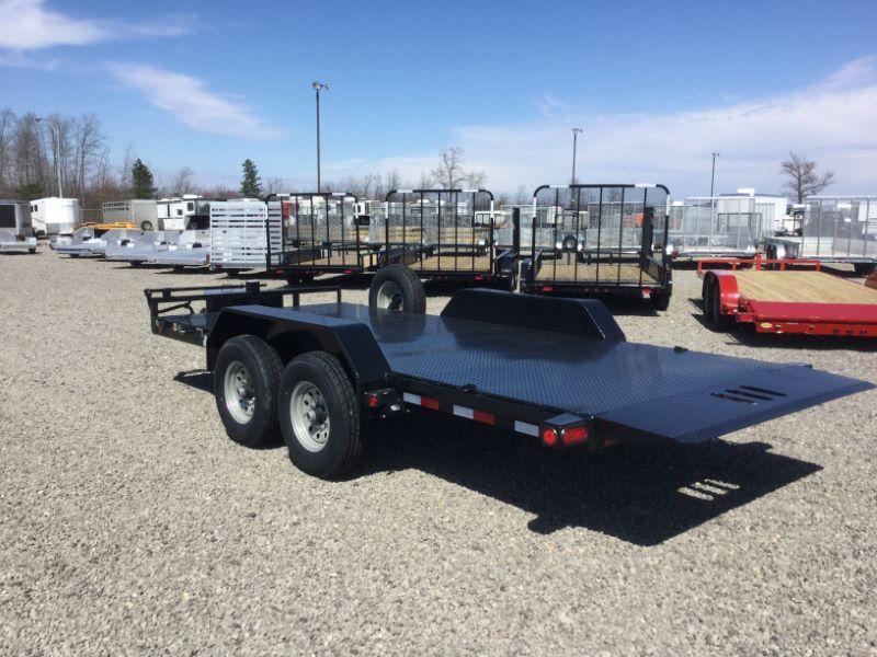 2016 Load Trail TD81X16TA14 Equipment Trailer