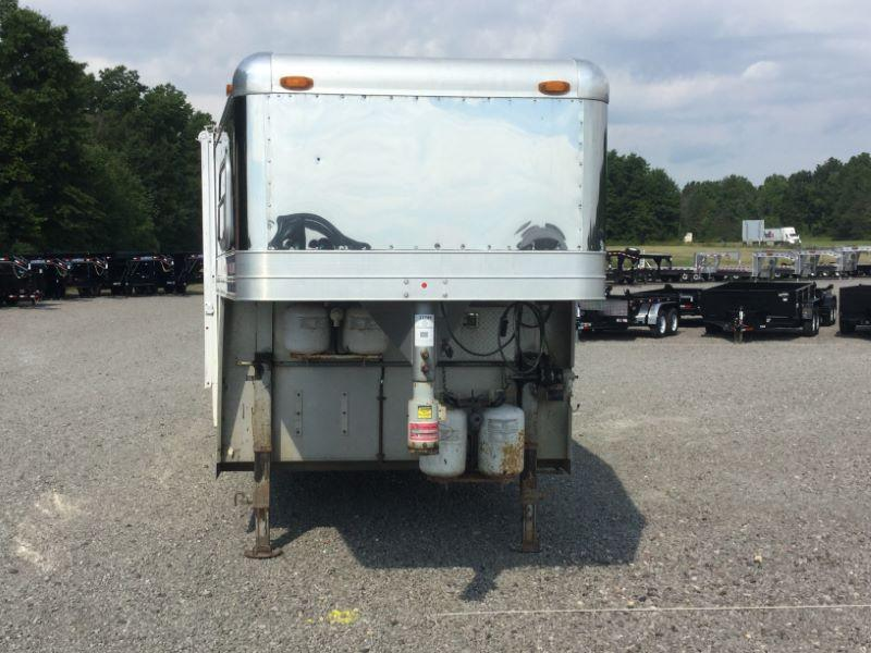 2002 4-Star Trailers 8314 Horse Trailer