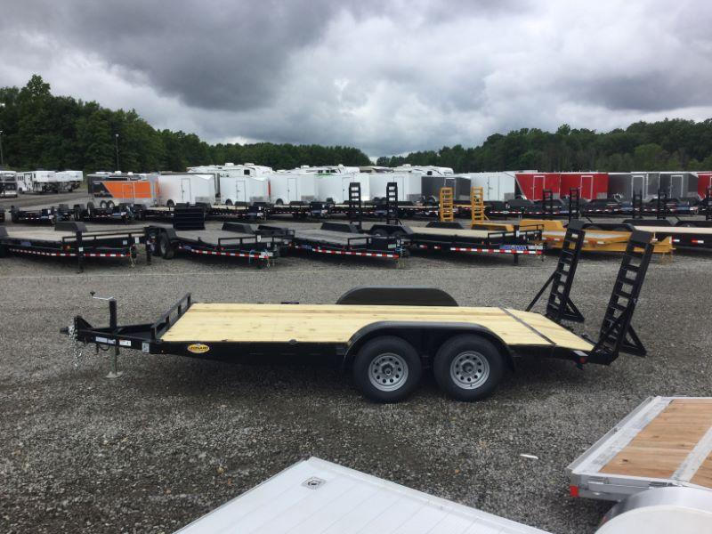 2018 Other LEW8218TA3 Equipment Trailer