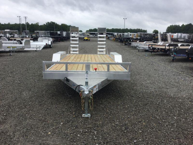 2018 Sundowner Trailers APU18BP Equipment Trailer